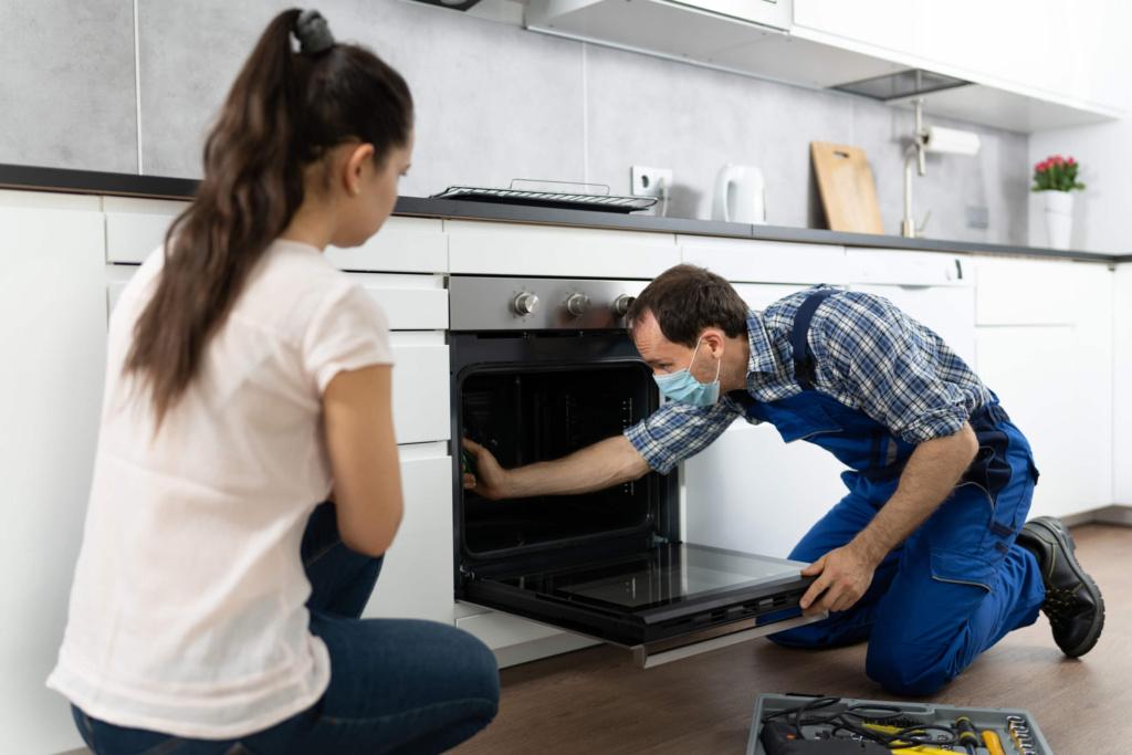 Appliance Installation Benbrook